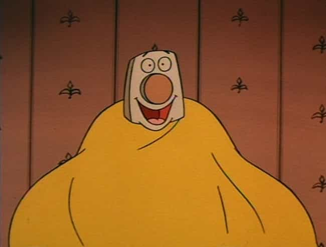 Blanky Hallucinates Alone In T... is listed (or ranked) 1 on the list Why 'The Brave Little Toaster' Was The Scariest Horror Movie You Never Realized Was A Horror Movie