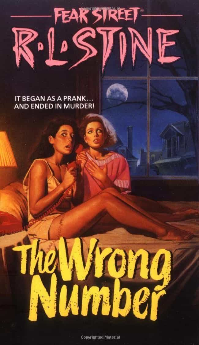 The Wrong Number is listed (or ranked) 3 on the list What's Your Favorite Scary Story? Revisiting R.L. Stine's Young Adult 'Fear Street' Books