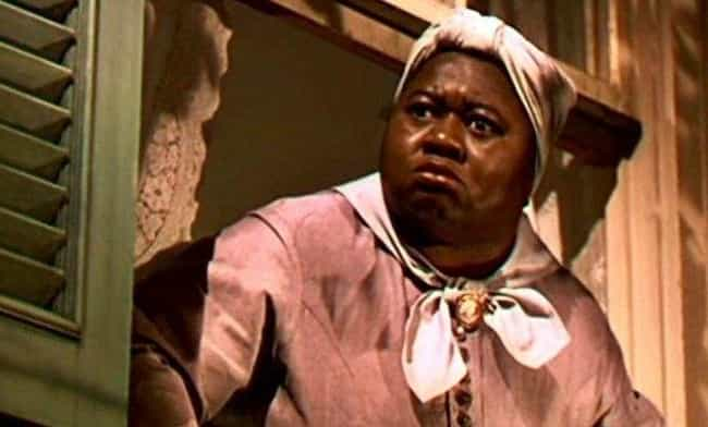 The Black Actors Weren't A... is listed (or ranked) 4 on the list Dark Tales From Behind The Scenes Of Gone With The Wind