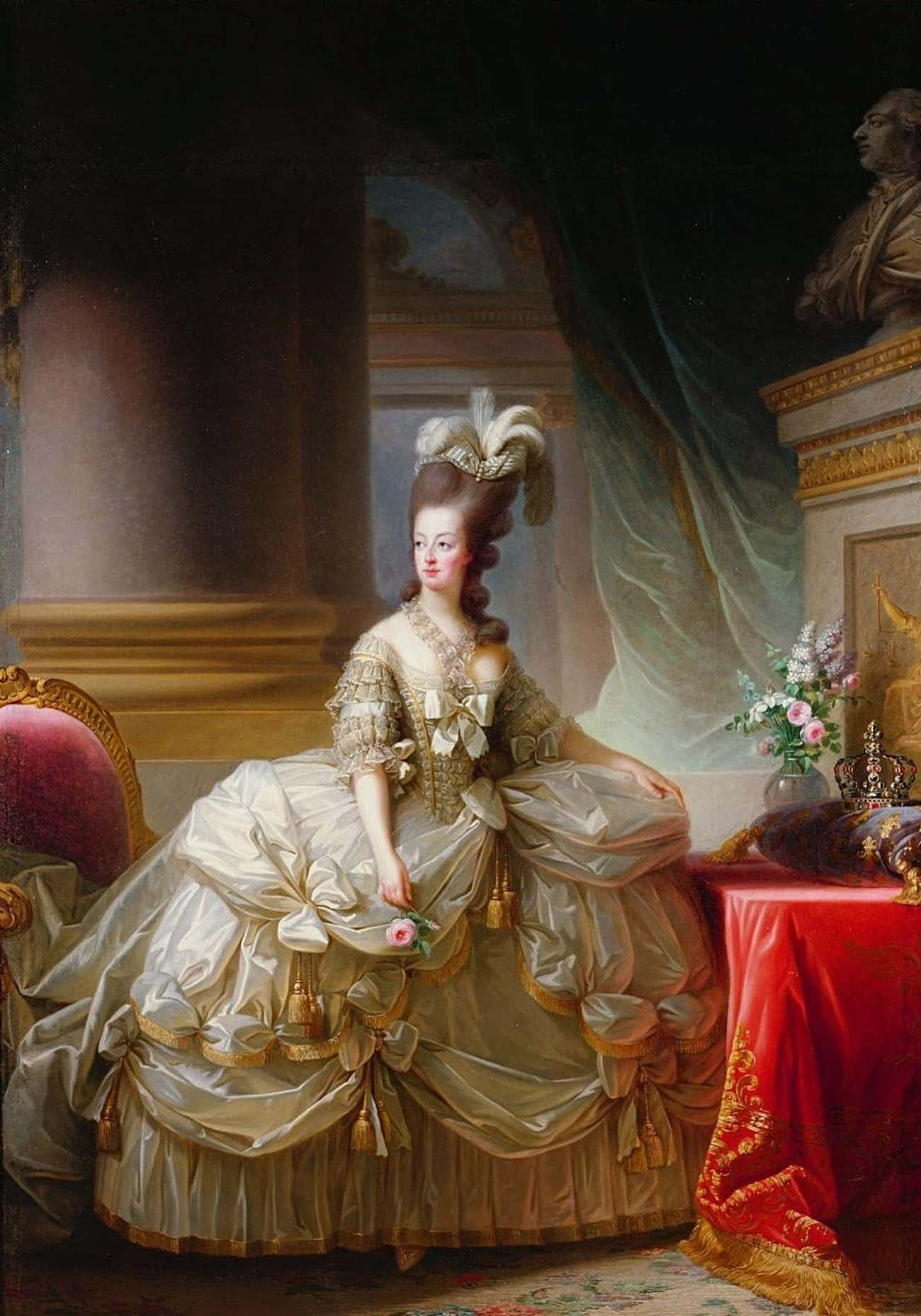 Marie Antoinette Never Said He is listed (or ranked) 1 on the list Marie Antoinette Was A Much Different Woman Than History Remembers