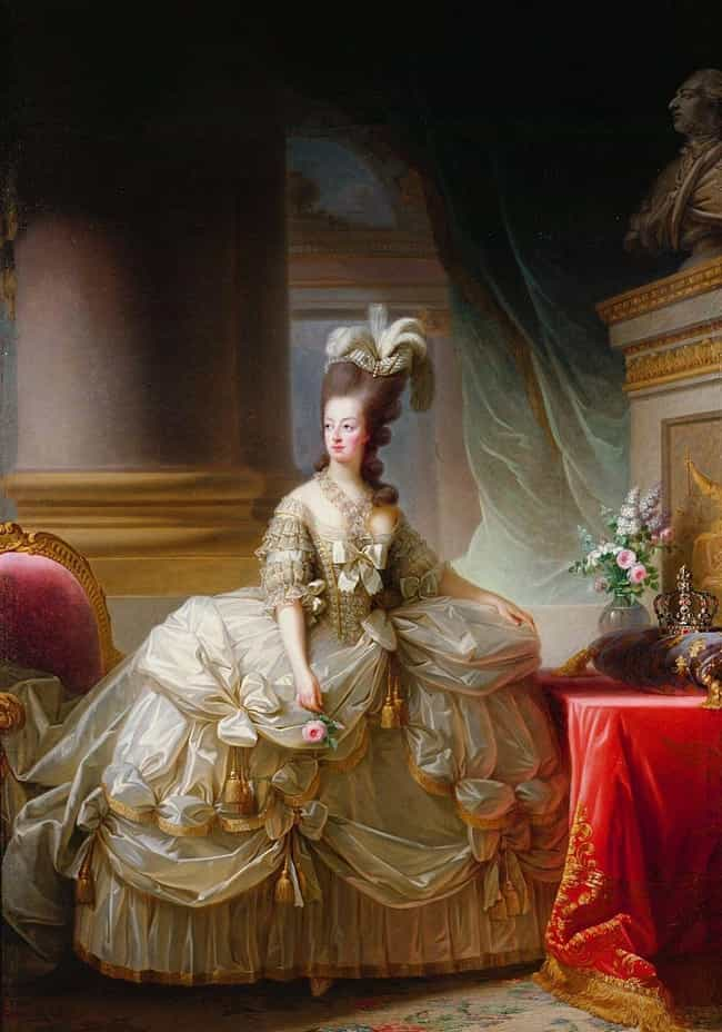 Marie Antoinette Never S... is listed (or ranked) 1 on the list Marie Antoinette Was A Much Different Woman Than History Remembers