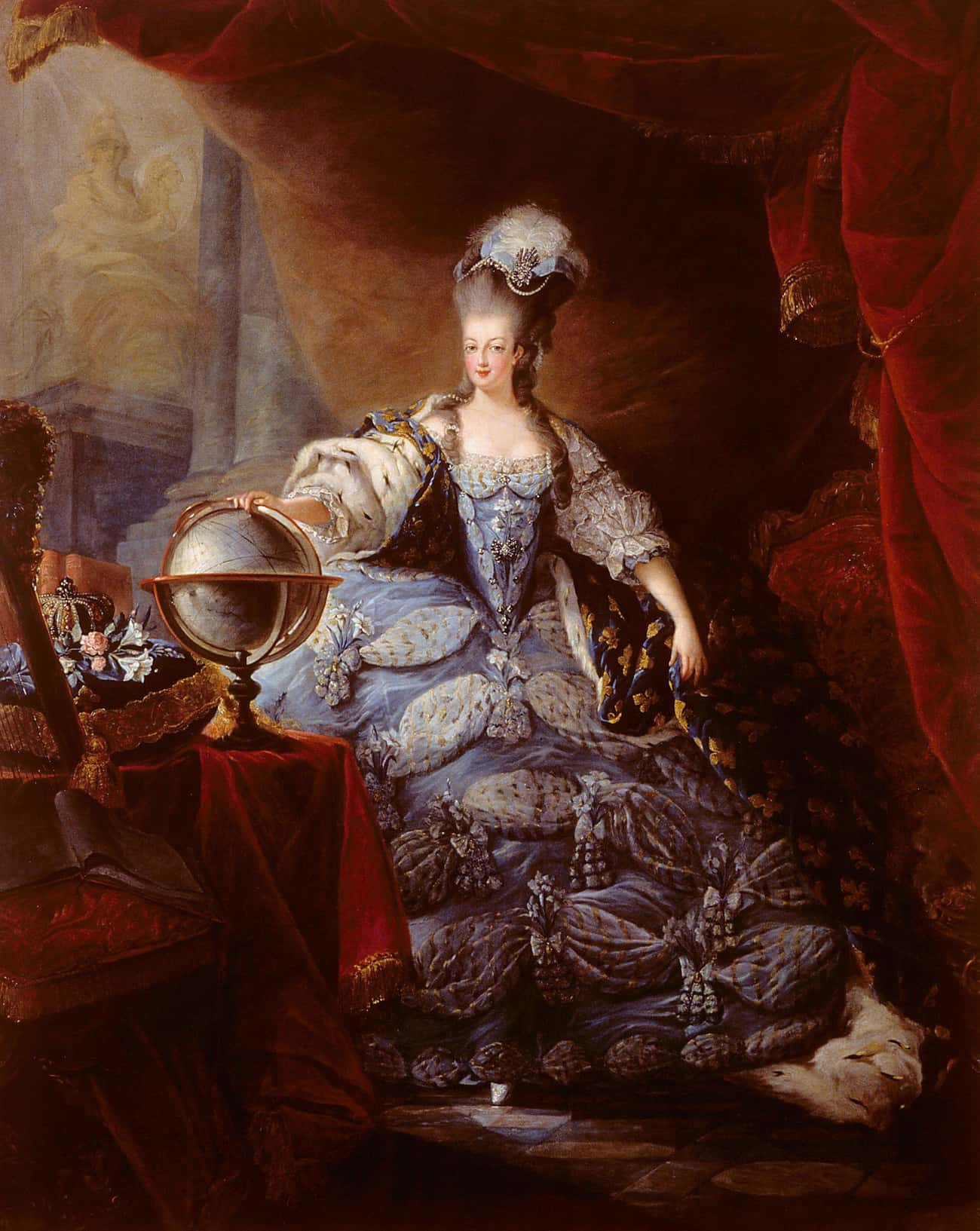 Since Her Husband Had No Mistr is listed (or ranked) 4 on the list Marie Antoinette Was A Much Different Woman Than History Remembers