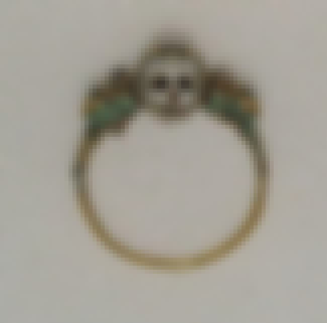 17th-Century Memento Mori Ring is listed (or ranked) 2 on the list Super Weird And Interesting Historical Artifacts That Will Have You Mesmerized