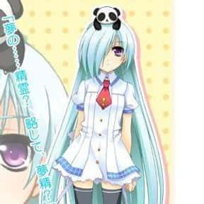 Chinamu Ooki is listed (or ranked) 23 on the list The Best Anime Panda Characters