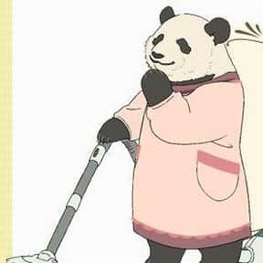 Panda Mama is listed (or ranked) 5 on the list The Best Anime Panda Characters
