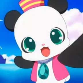 Rald is listed (or ranked) 13 on the list The Best Anime Panda Characters