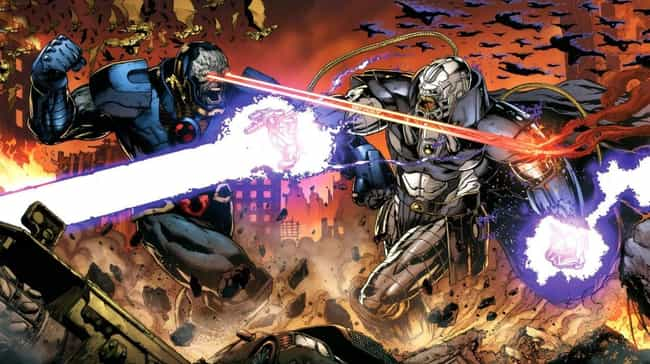 Darkseid War is listed (or ranked) 4 on the list The Best Justice League Storylines in Comics
