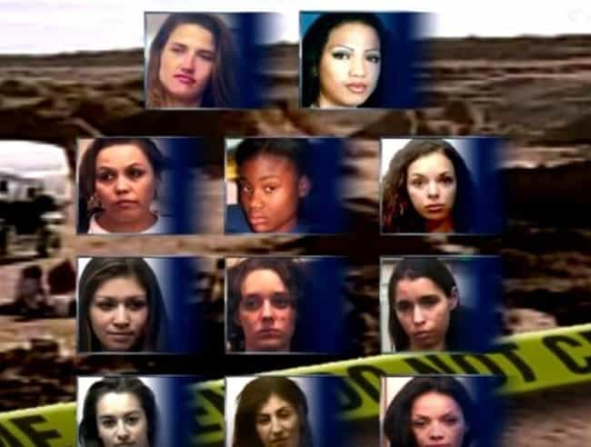 Eleven Bodies Were Found Scatt... is listed (or ranked) 1 on the list The Unsolved Mystery Of The West Mesa Bone Collector Is As Chilling As It Is Confusing