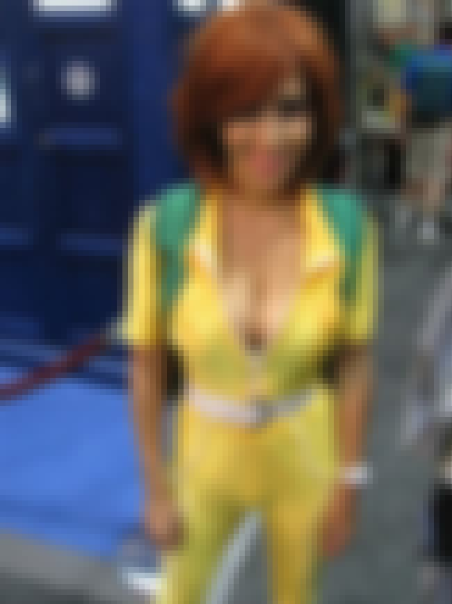 April O'Neil Is Most Quali... is listed (or ranked) 1 on the list 16 Steamy April O'Neil Cosplays Saucier Than A Slice Of Pizza
