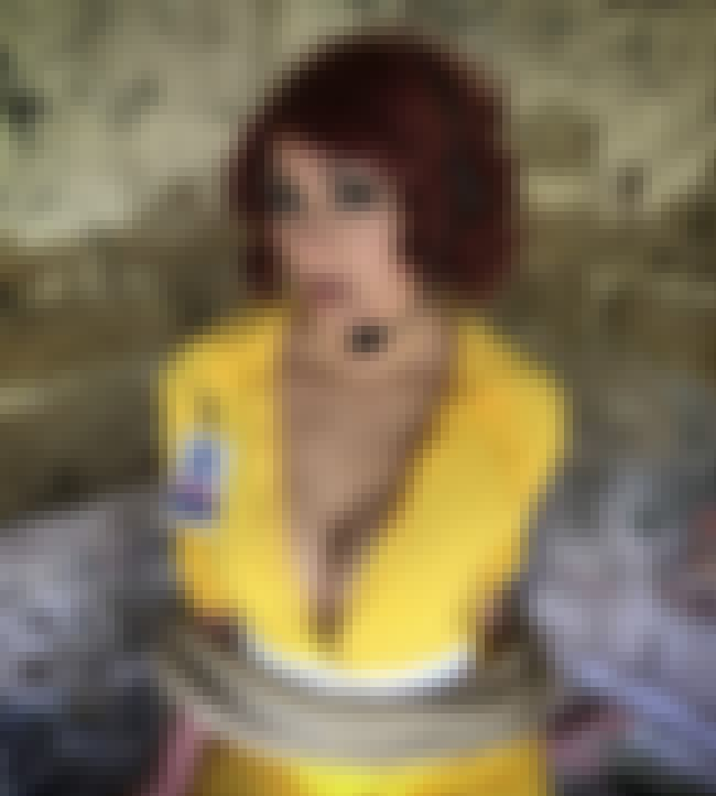 Think She Can BUST Out Of Thos... is listed (or ranked) 3 on the list 16 Steamy April O'Neil Cosplays Saucier Than A Slice Of Pizza
