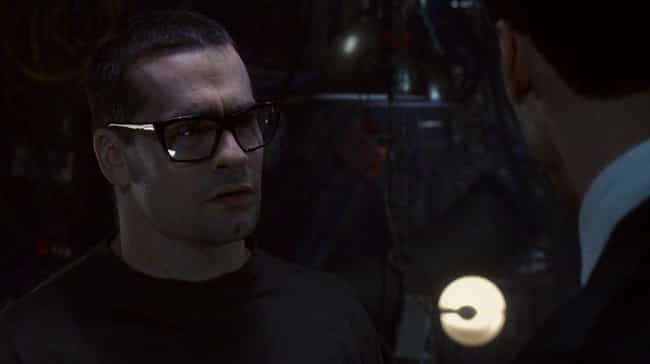 Henry Rollins's Characte... is listed (or ranked) 2 on the list Johnny Mnemonic Is Decidedly The Most Bananas Science Fiction Movie Of All Time