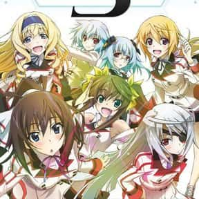 Infinite Stratos 2 is listed (or ranked) 2 on the list The 25+ Best Anime About All Girls Schools