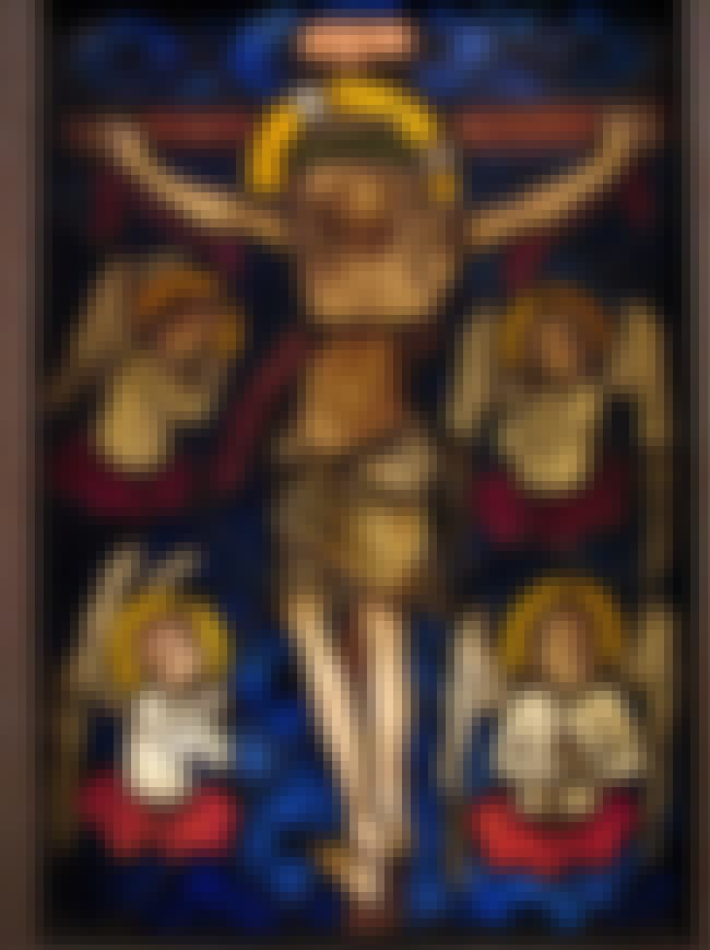 Biblical Paintings Were Wrong ... is listed (or ranked) 4 on the list The Scientific Proof That Jesus Was Crucified Just Got Way Stronger