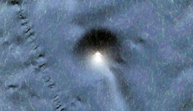 An Incredibly Large Pyramid St... is listed (or ranked) 3 on the list These Creepy, Unexplained Discoveries Might Prove That 'Underwater UFOs' Are From Outer Space
