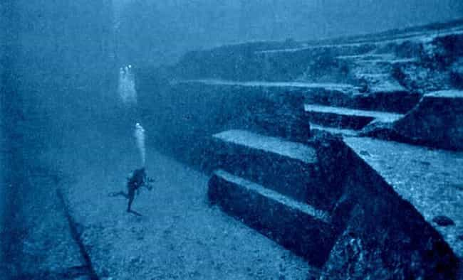 A Man-Made Structure Was Found... is listed (or ranked) 2 on the list These Creepy, Unexplained Discoveries Might Prove That 'Underwater UFOs' Are From Outer Space
