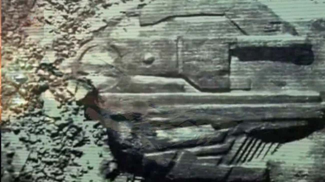 """An Object Resembling The """"Millennium Falcon"""" Was Discovered in The Baltic Sea"""