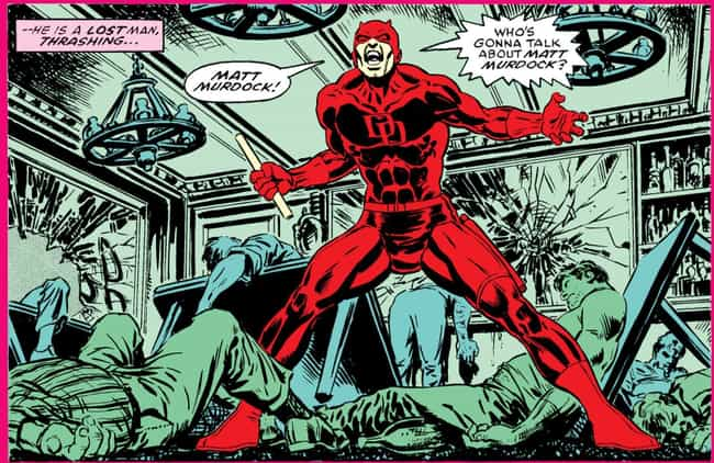 Daredevil #227-233: Born... is listed (or ranked) 1 on the list The 26 Best Daredevil Storylines In Comics