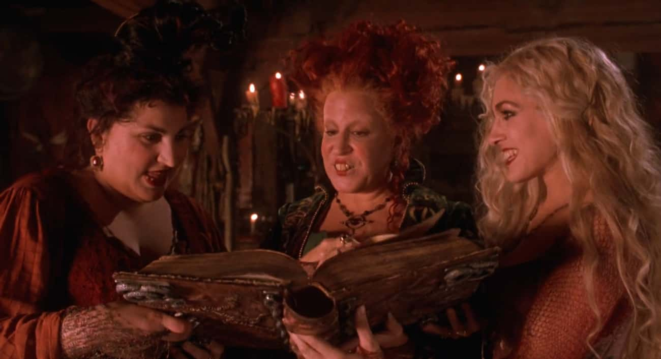 The Set Design Is On Point is listed (or ranked) 2 on the list All The Ways 'Hocus Pocus' Is The Best Halloween Movie Ever Made
