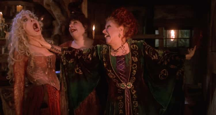 The Sanderson Sisters Are A Perfect Trio