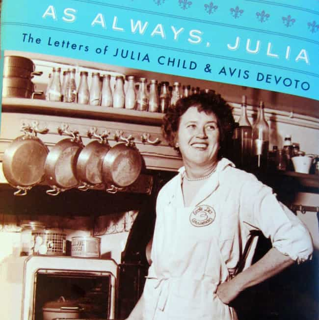 Her Height Was One Of The Reas... is listed (or ranked) 2 on the list Almost Nobody Knows That Julia Child Was A Secret Agent Before She Became A Celebrity Chef