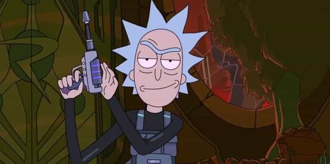 Remember, They Completely Shoc... is listed (or ranked) 1 on the list Reddit Is Going Nuts Over A New Theory: There Are More Season 3 Episodes Of Rick And Morty