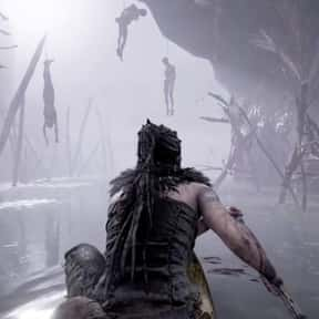 Hellblade: Senua's Sacrifice is listed (or ranked) 2 on the list The 30+ Best PC Action Games on Steam