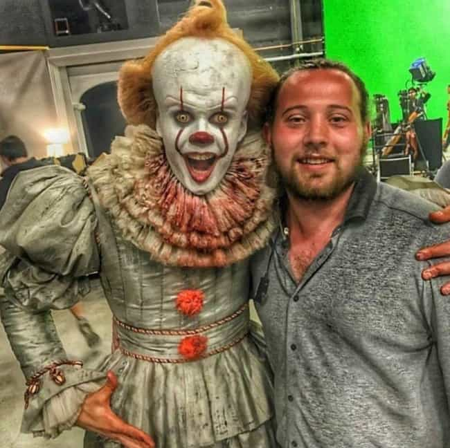 Pennywise (2017) is listed (or ranked) 3 on the list 53 Behind The Scenes Photos Of Movie Villains