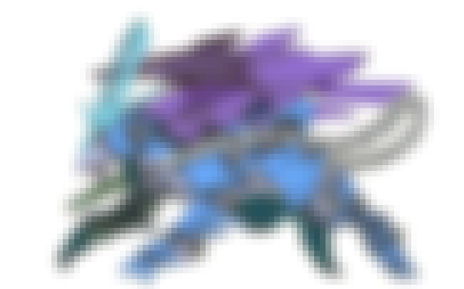 Suicune is listed (or ranked) 4 on the list Pokémon Have Some Seriously Badass Mecha Transformations