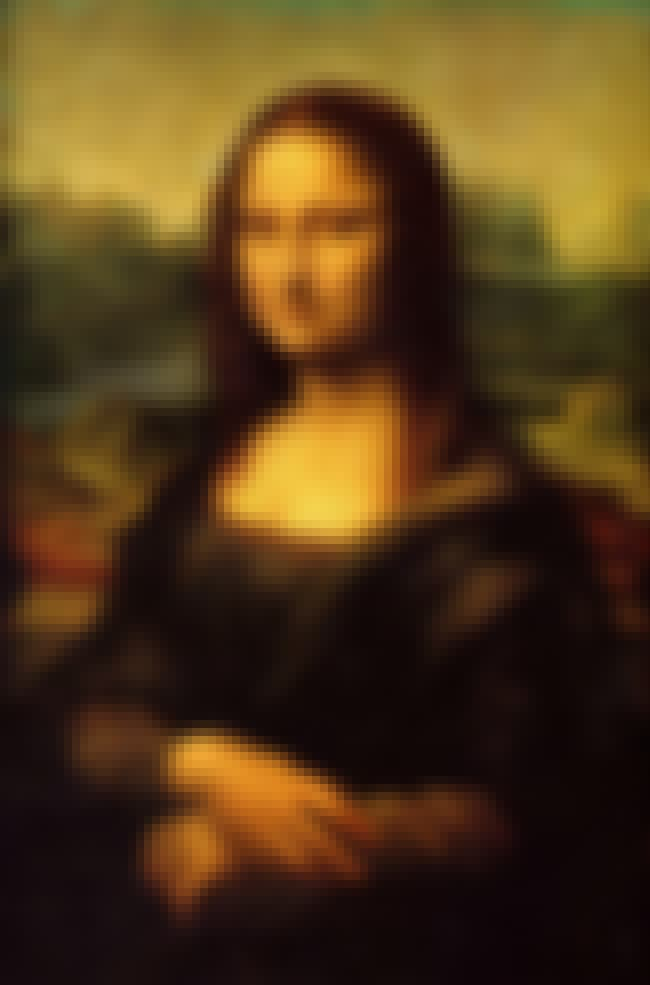The Similarities Between The T... is listed (or ranked) 4 on the list Historians Now Think Leonardo Da Vinci Originally Painted The Mona Lisa Completely Nude