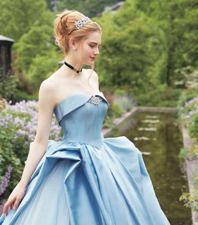 The Stunning Wedding Dresses Of Disney Japan