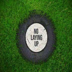 No Laying Up - Golf Podcast is listed (or ranked) 1 on the list The Best Golf Podcasts