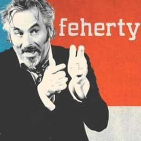 Golf Channel's David Feherty P is listed (or ranked) 7 on the list The Best Golf Podcasts
