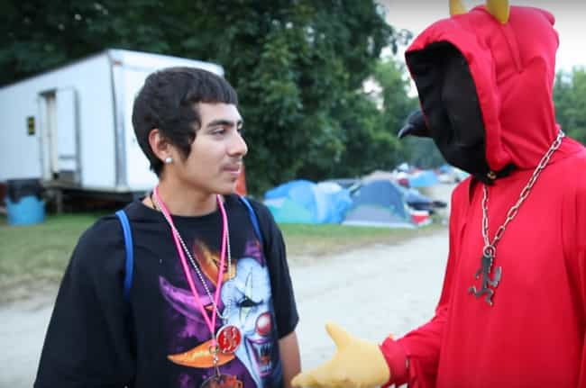 Are All Juggalos Poor? ... is listed (or ranked) 2 on the list Everything You've Been Too Afraid To Ask About Juggalos