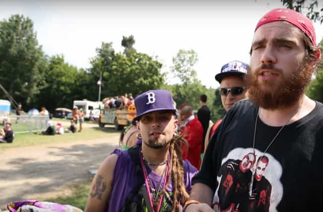 """What's Up With The """"Whoo... is listed (or ranked) 4 on the list Everything You've Been Too Afraid To Ask About Juggalos"""