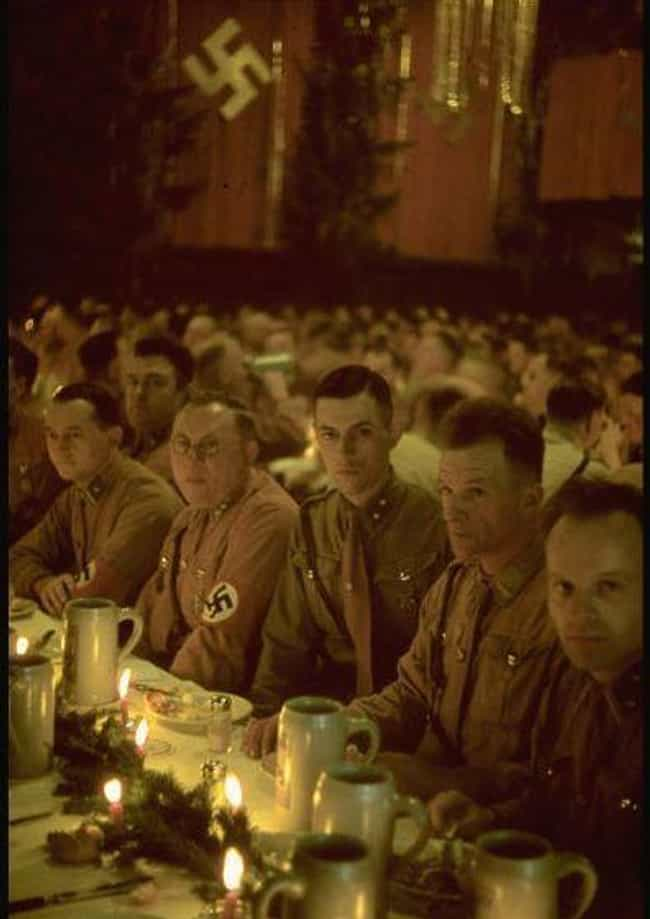 Several Christmas Tradit... is listed (or ranked) 4 on the list What Was Christmas Like In Nazi Germany?