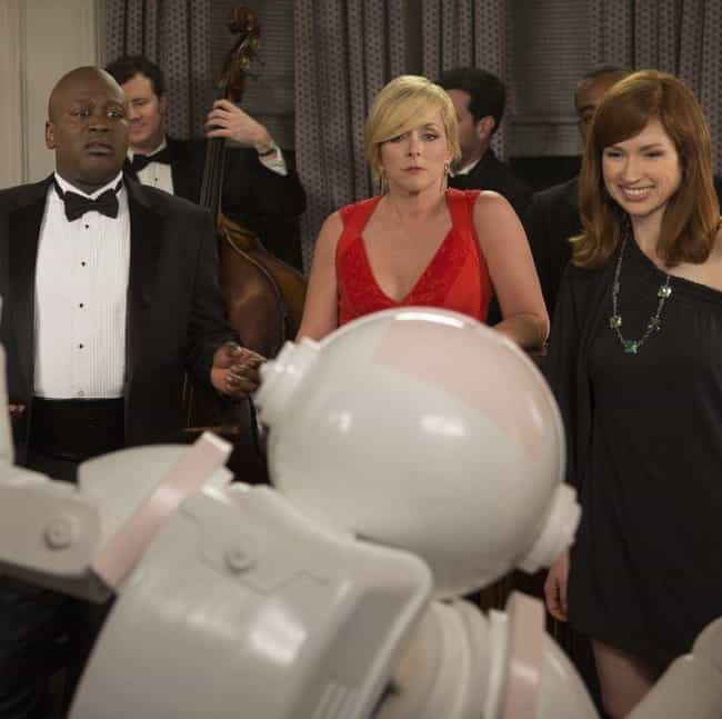 Kimmy Goes to a Party! ... is listed (or ranked) 3 on the list The Best Episodes of Unbreakable Kimmy Schmidt