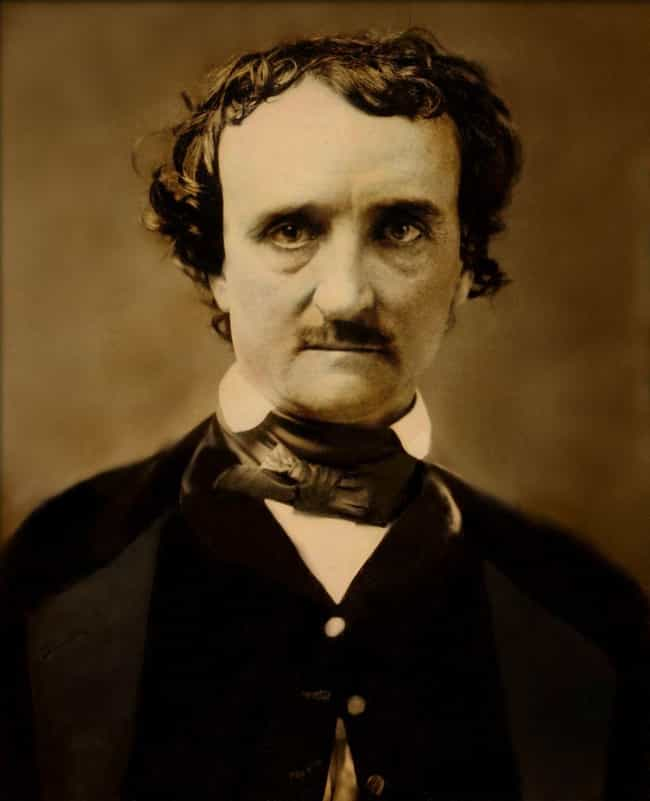 He Was Discovered Wearing A St... is listed (or ranked) 1 on the list To This Day, No One Knows How Edgar Allan Poe Died