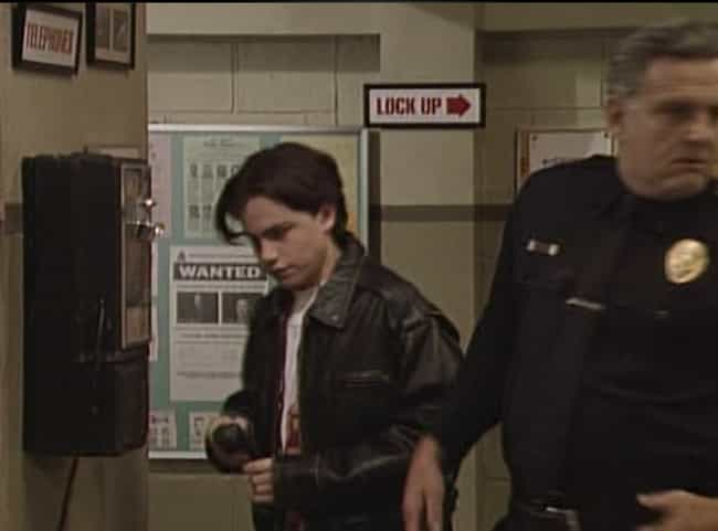 Rider Strong Stole Shawn... is listed (or ranked) 6 on the list 16 Dark Stories From Behind The Scenes Of Boy Meets World
