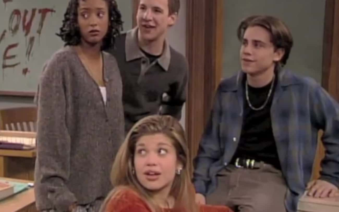 So Many Child Actors Were Fire is listed (or ranked) 3 on the list 16 Dark Stories From Behind The Scenes Of Boy Meets World