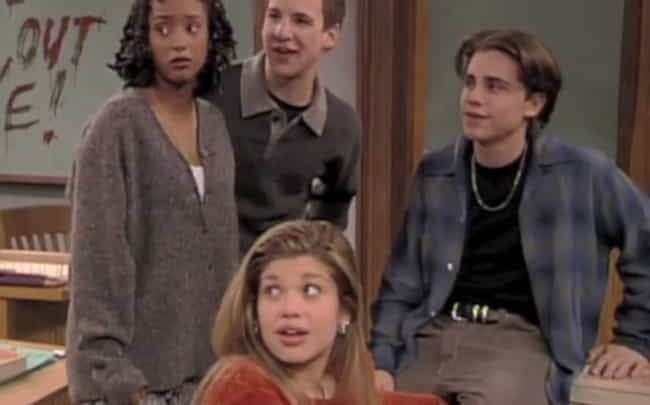 So Many Child Actors Wer... is listed (or ranked) 3 on the list 16 Dark Stories From Behind The Scenes Of Boy Meets World