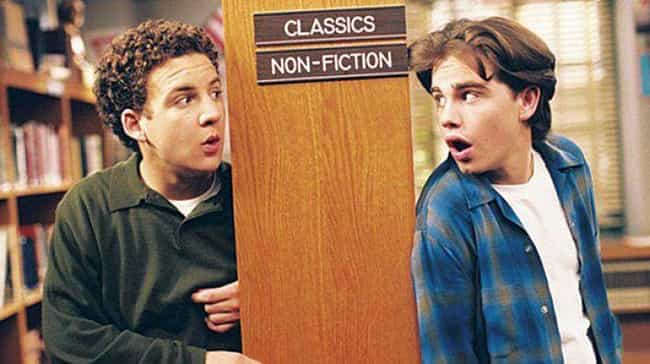 Rider Strong Almost Quit... is listed (or ranked) 8 on the list 16 Dark Stories From Behind The Scenes Of Boy Meets World