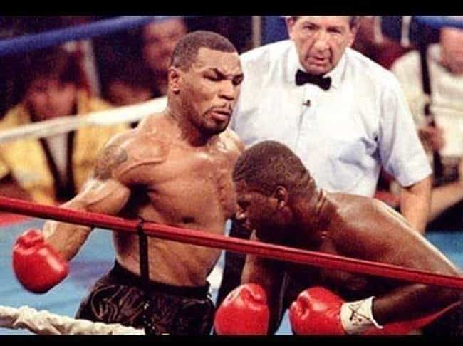 He Threw One Big Party is listed (or ranked) 2 on the list How Mike Tyson Made $400 Million Yet Still Declared Bankruptcy