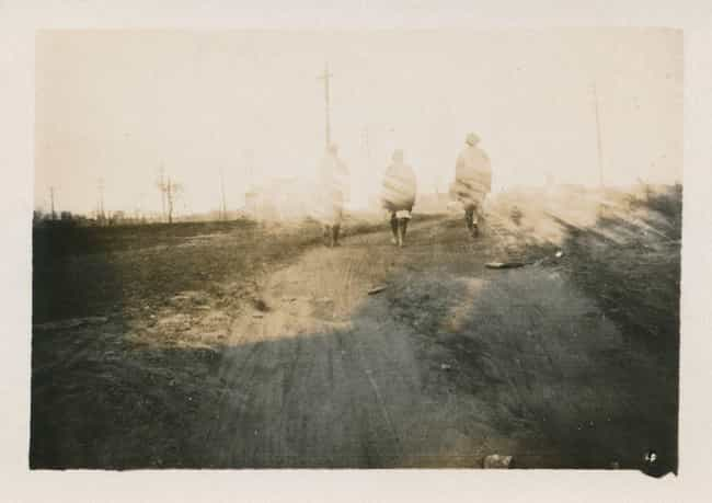 The Ghosts Of Gravity Hill Mig... is listed (or ranked) 3 on the list People From All Over The World Visit This Haunted Hill Where Ghost Children Push Your Car