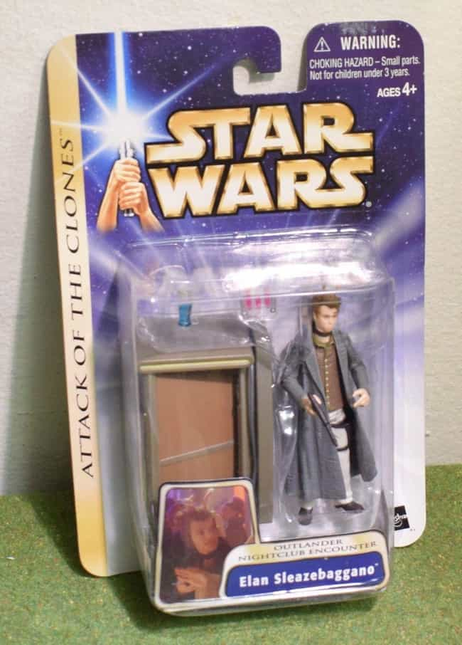 If You Can Only Afford Obi Wan... is listed (or ranked) 4 on the list 16 Star Wars Toy Fails You Won't Believe People Actually Sold In Stores