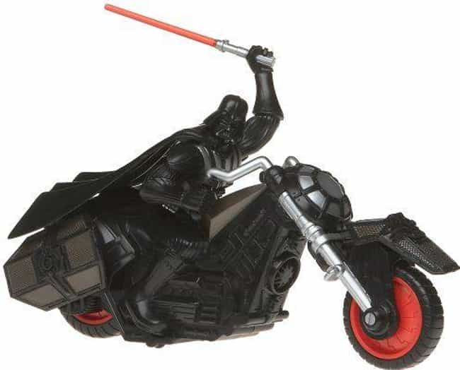 Darth Chopper Riders Again is listed (or ranked) 3 on the list 16 Star Wars Toy Fails You Won't Believe People Actually Sold In Stores
