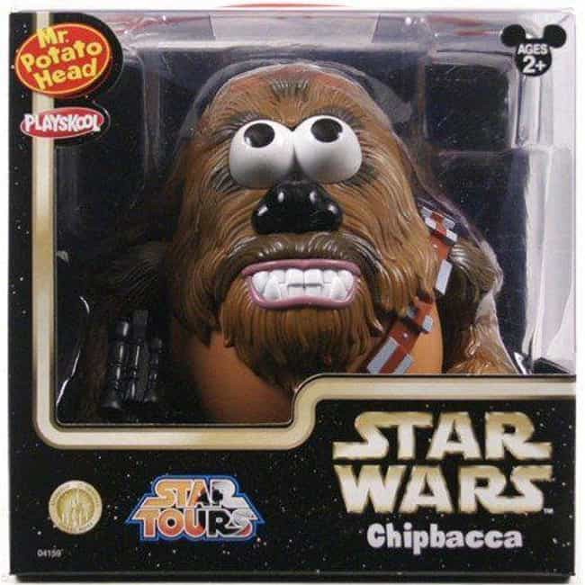 This Abomination Is Going To M... is listed (or ranked) 4 on the list 16 Star Wars Toy Fails You Won't Believe People Actually Sold In Stores