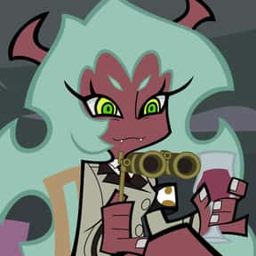 Scanty is listed (or ranked) 2 on the list The Best Anime Characters with Red Skin