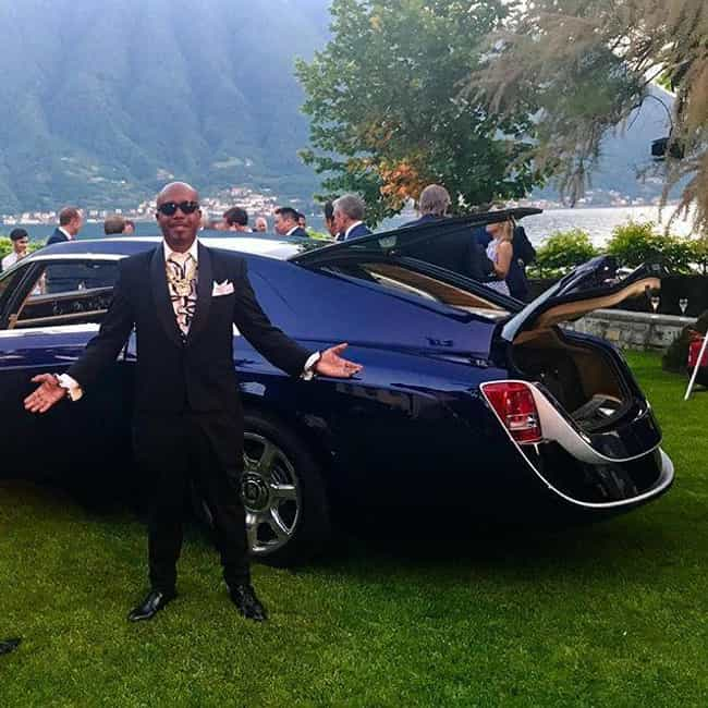 His Transportation Cache... is listed (or ranked) 3 on the list MC Hammer Went From $30m A Year To Bankruptcy In A Few Years