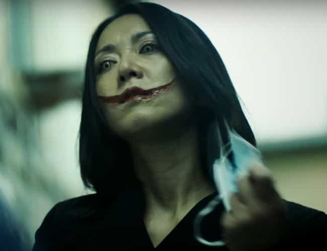 Kuchisake-onna is listed (or ranked) 1 on the list These Lesser-Known Paranormal Entities Are Far More Terrifying Than Your Average Ghost