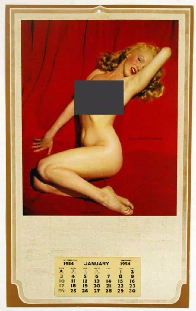 Monroe Posed For The Photos Be... is listed (or ranked) 1 on the list Hugh Hefner Built An Empire Off Naked Photos Of Marilyn Monroe, But He Never Got Her Consent